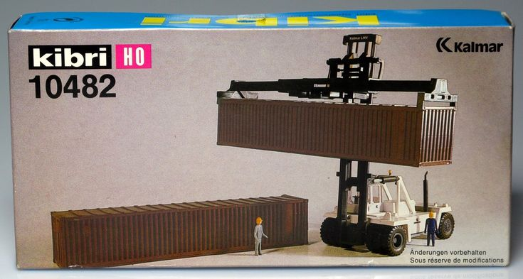 Crane container carriers