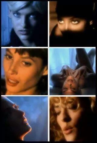 'Freedom '90' - George Michael (Linda Evangelista, Cindy Crawford, Christy Turlington, Naomi Campbell & Tatjana Patitz)