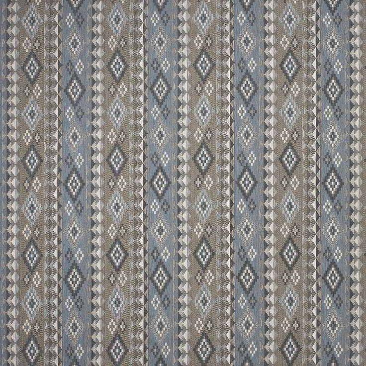 Warwick Fabrics : MOJAVE, Colour SKY