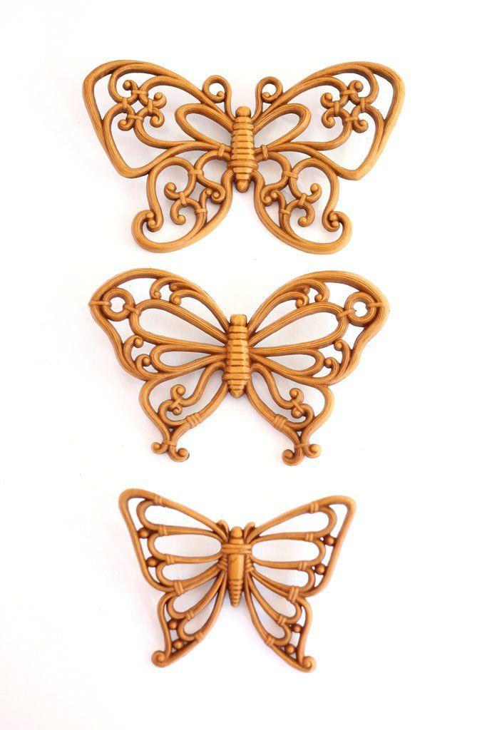 The 25+ best Butterfly wall decor ideas on Pinterest ...