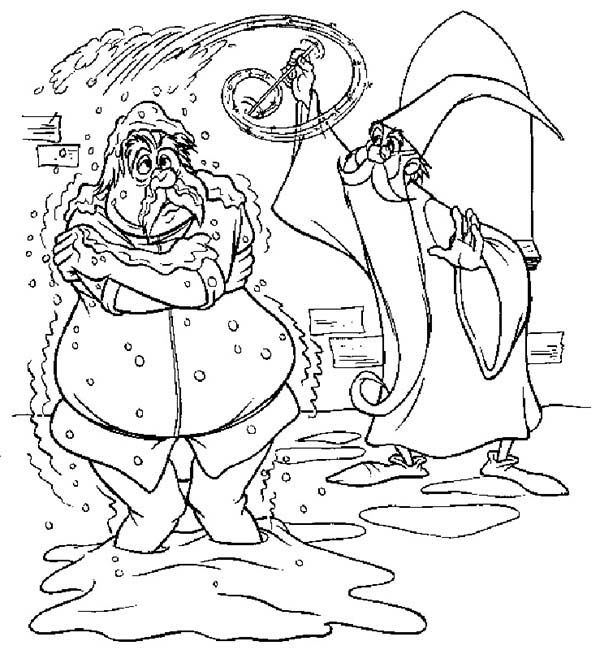 How To Draw Merlin The Wizard Coloring Pages : Bulk Color ...