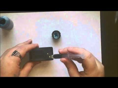 DIY Refilling Ink Cartridges for Canon Printer PG245 and CL246 - YouTube