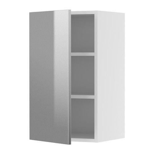 Artesanato Com Madeira De Caixote ~ FAKTUM Armario de pared IKEA Como la balda es regulable, podrás adaptar el espacio a tus