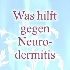 Was hilft gegen Neurodermitis? Oft kann man mit einfachen Mitteln und Hausmitteln etwas tun gegen Neurodermitis, z.B. mit…