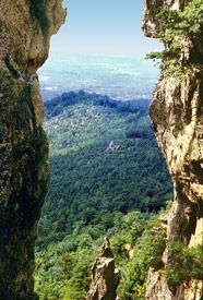 North Carolina State Parks Near Charlotte: Crowders Mountain State Park