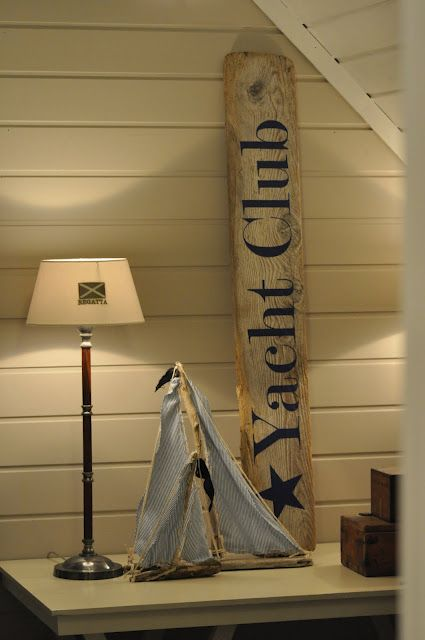 i thought this was a neat idea/great way to use/display a sign!  Never thought of this;)