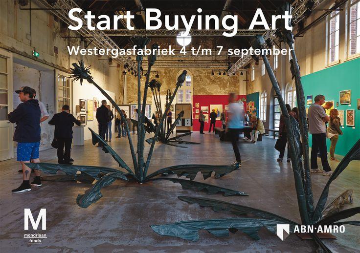 We Like Art @ Westergasfabriek 2014 Kom je ook? :)