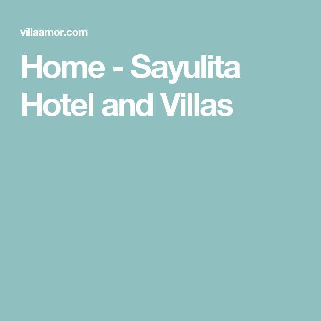 Home - Sayulita Hotel and Villas