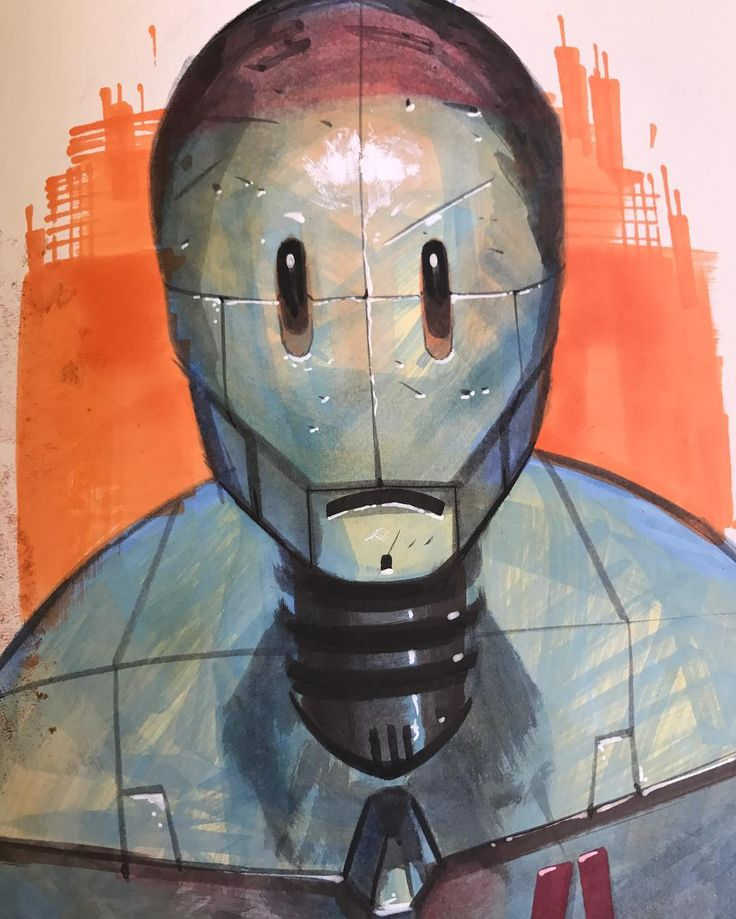"4,304 Likes, 18 Comments - Terrance Whitlow Aka MUD-KLAW (@terrance_unchained) on Instagram: ""Bot4 #conceptart #conceptartist #illustration #art #artist #drawing #sketch #sketchbook #copicart…"""