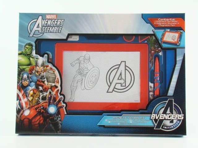 Avengers Assemble - Magnetisch Tekenbord (Medium)