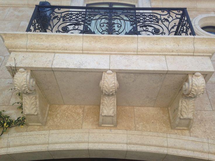 French Limestone Lanvignes General Contractor: RDM Construction