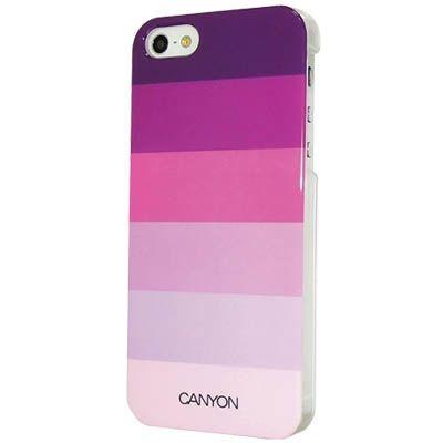 CNA-I5CO2 P https://anamo.eu/el/p/MCJBsCcm0EN2wZk CANYON CNA-I5CO2 P, Προστατευτική θήκη slim για iPhone 5/5S. - Σκληρό και ανθεκτικό υλικό - Προστατεύει από γρατσουνιές - Συμπεριλαμβάνει προστατευτικό οθόνης και γραφίδα -Ιριδίζον...