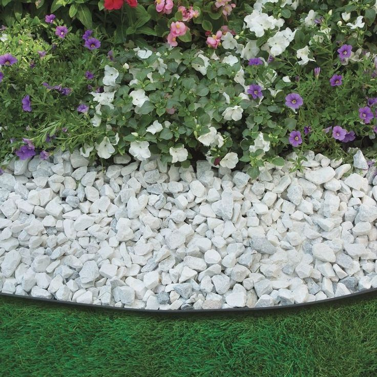 30 Creative Decorative Landscape Curbing Ideas Plastic 400 x 300