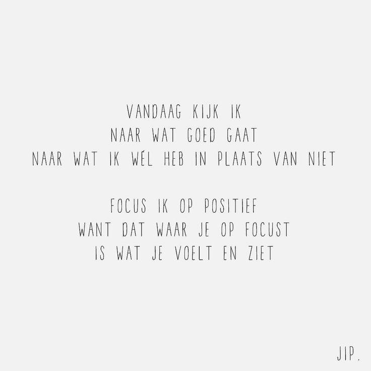 444 vind-ik-leuks, 24 reacties - Gewoon JIP. - Korte Gedichten (@jip_gewoon) op Instagram: 'Vandaag kijk ik naar wat goed gaat. X JIP.'