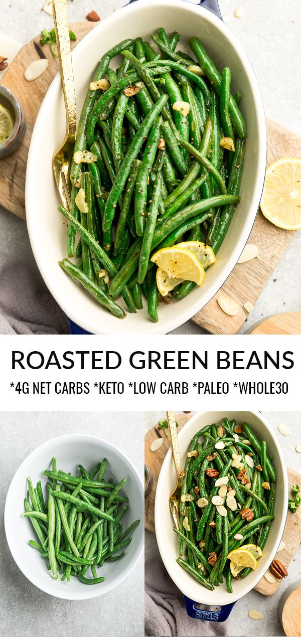 Roasted Green Beans Are One Of The Easiest Side Dishes You Can