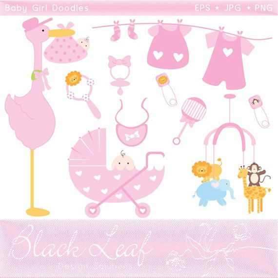 free baby scrapbook clipart - photo #23