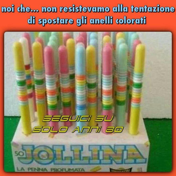 La penna Jollina! Confesso di averne ancora una nel portapenne. E scrive tuttora! :D
