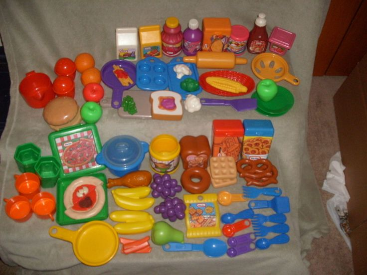 41 best little tikes food images on pinterest play food - Cuisine bilingue fisher price ...