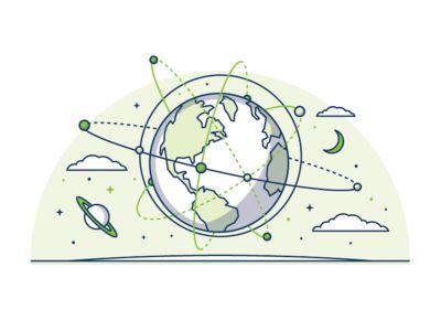 Data in Orbit