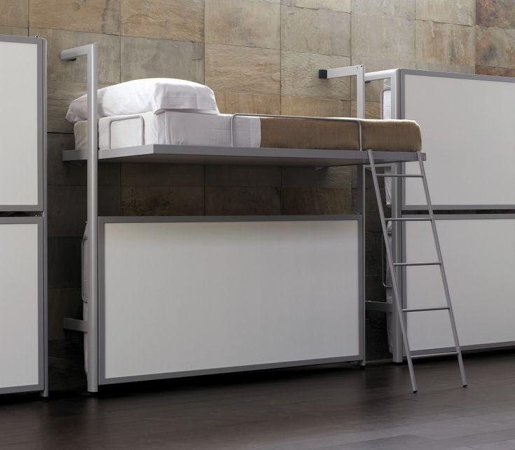 Wall Bunk Bed - fold away bunk bed - folding bunk bed ...