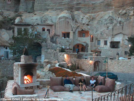 Hotel #YunakEvleri #Capadocia #Turchia #edreams