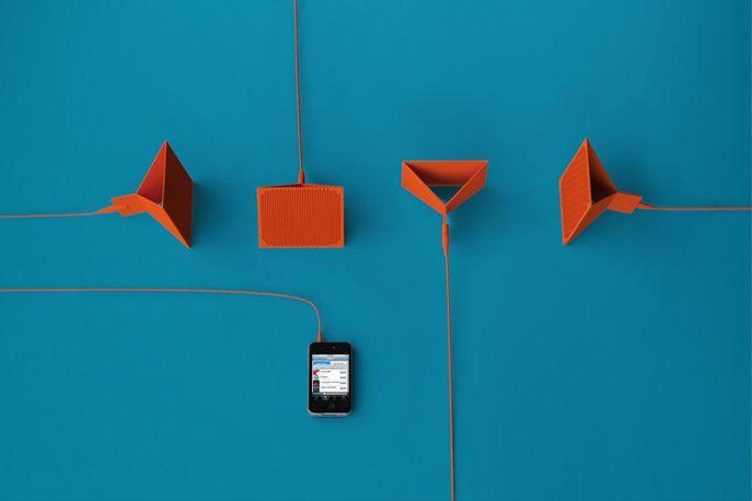 flym foldable speaker