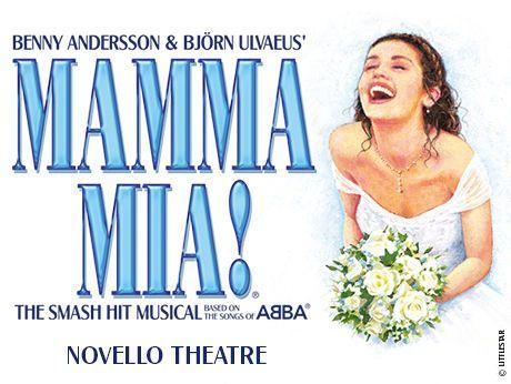 Mamma Mia! tickets - London - £17.75 | From The Box Office