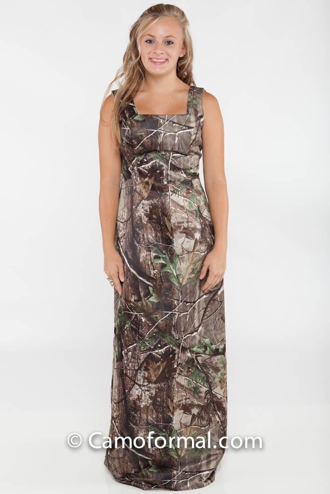27 best Real Camo Prom images on Pinterest | Tarnfarbe kleid ...