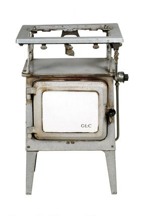 GLC gas cooker: 20th century