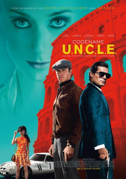 PREVIEW: CODENAME U.N.C.L.E. * Mi., 12. August * Beginn: 20.00 Uhr * Infos & Tickets: http://www.thega-filmpalast.de//index.php?knr=30&show=week&week=0&from=home&firstday=akt&date=&target=detail&idf=25503 #thega #filmpalast