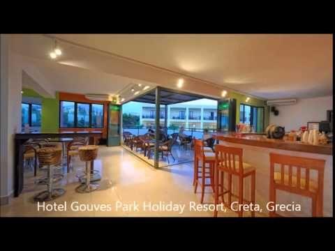 Hotel Gouves Park Holiday Resort, Creta, Grecia