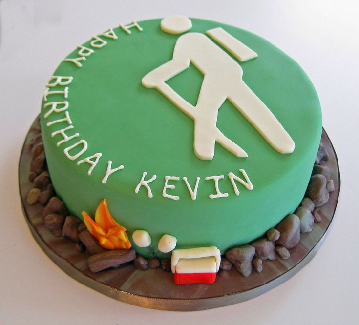 Hiking Cake: 68 Best Cake Decor Images On Pinterest