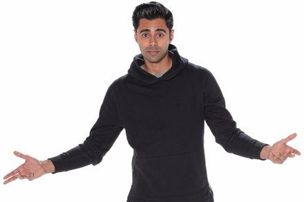 Hasan Minhaj Battles Bigotry With Bittersweet Humor