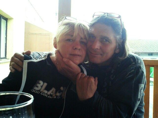 Me and my husband;)