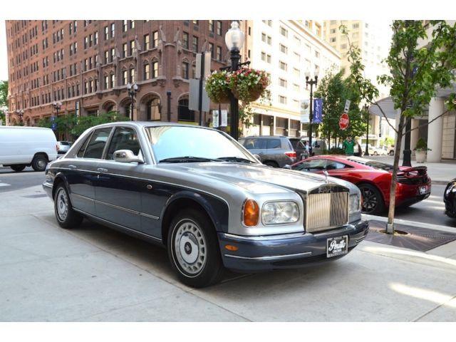 Rolls-Royce : Silver Seraph