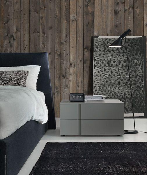 Shade - nightstand   Design: Centro Ricerca Jesse