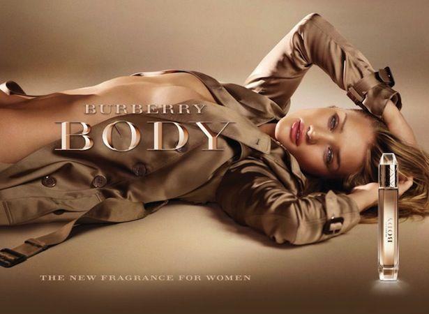 Muzyka z reklamy perfum Burberry Body