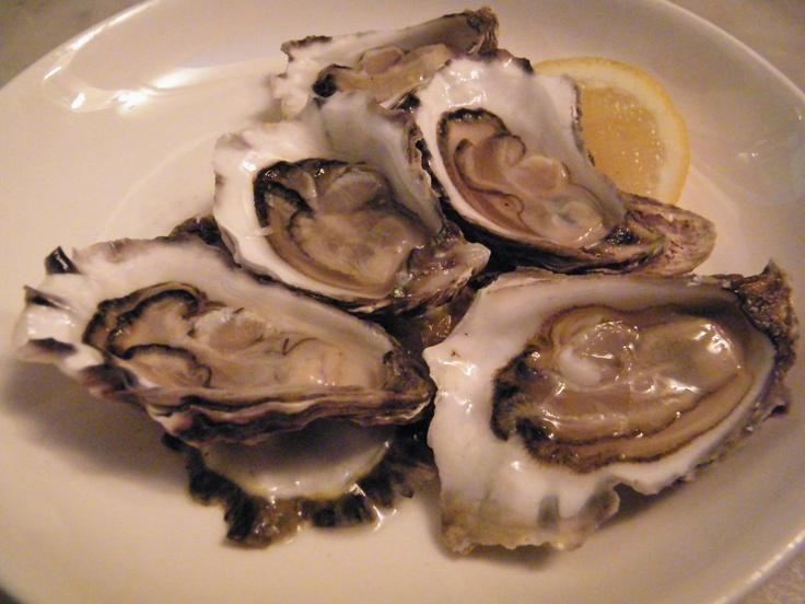 Merimbula oysters