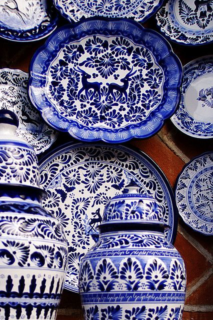 Traditional Talavera products