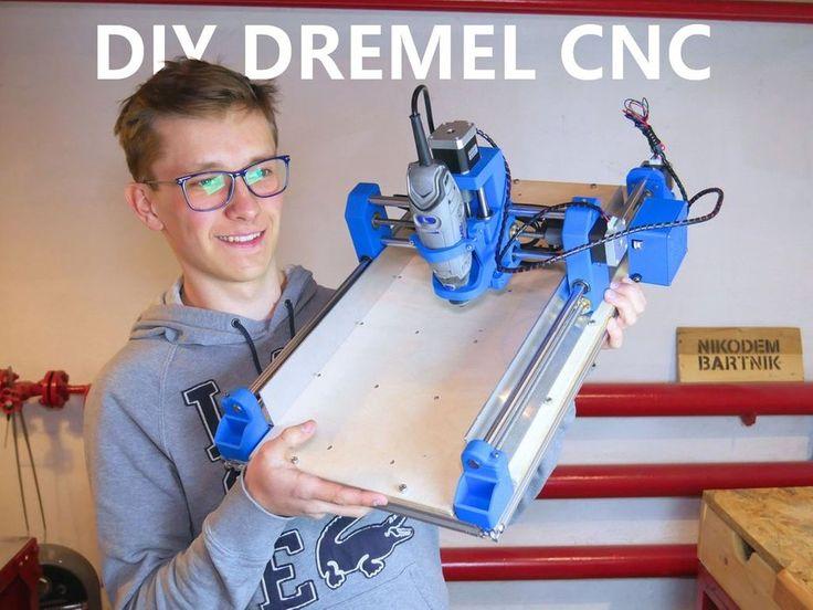 DIY 3D Printed Dremel CNC: 21 Steps (with Pictures) – Werkstatt