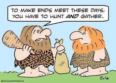 BALOO'S CARTOON BLOG: Caveman cartoon