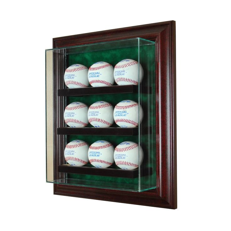 Aaa Sports Memorabilia Llc 9 Baseball Cabinet Style Display Case 169 99 Http