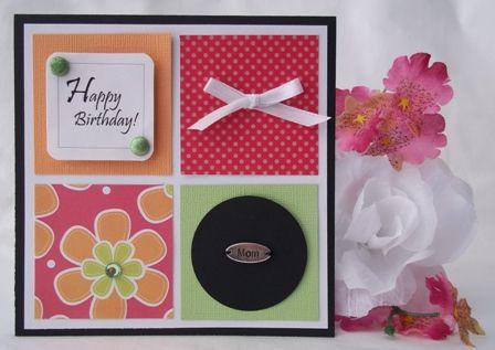 Make at home birthday card