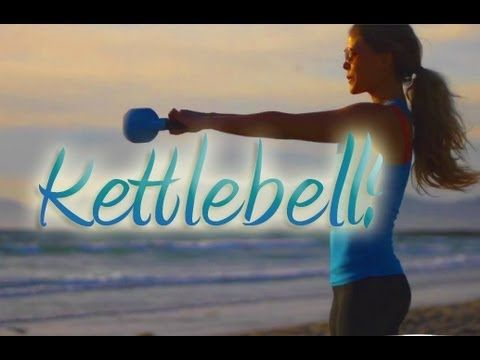 Saved by the BELL, Kettlebell routine!