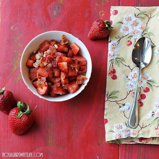 Sale Papers + {Watermelon Bacon Salad} | The No Sugar Sweet LifeWatermelon Bacon, Bacon Salad, Salad Recipe