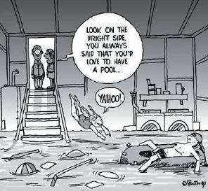pinterest flooded basement flood insurance and insurance humor