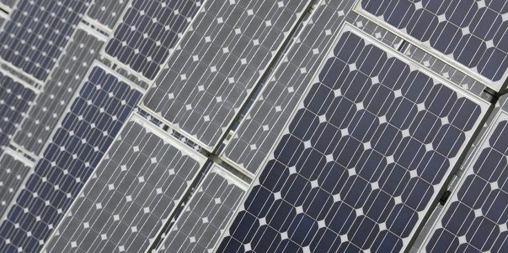 Células solares da Panasonic batem recorde de eficiência energética