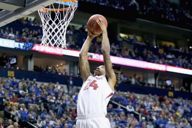 Arkansas+razorbacks+basketball+final+fours   SEC Tournament 2015: Semifinals Scores, Championship Bracket and ...