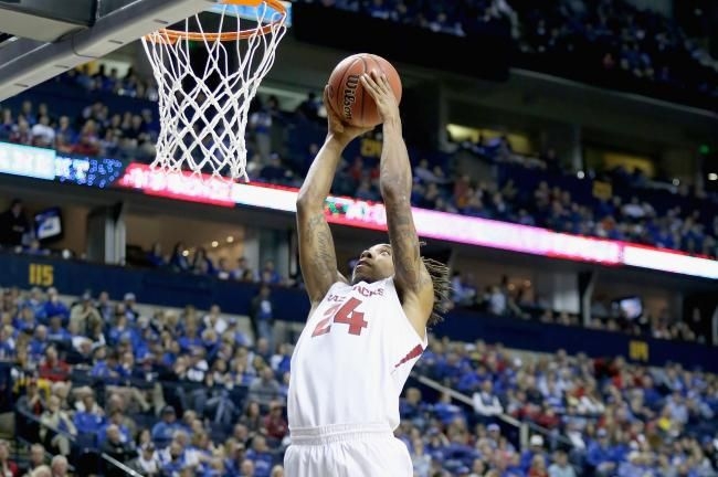 Arkansas+razorbacks+basketball+final+fours | SEC Tournament 2015: Semifinals Scores, Championship Bracket and ...