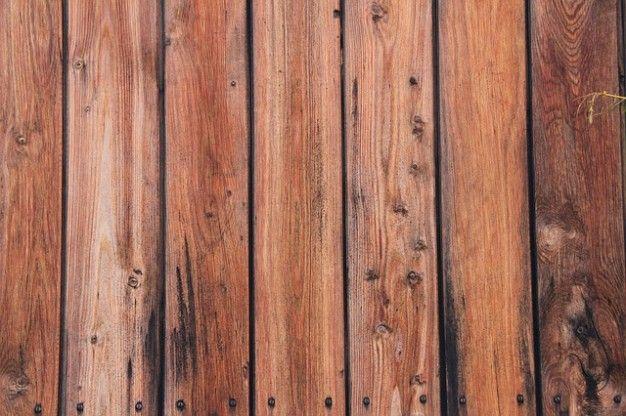 деревянные доски прибиты стену забора Бесплатные Фотографии